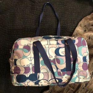 2d332f97bd Coach Bags - Coach duffel bag